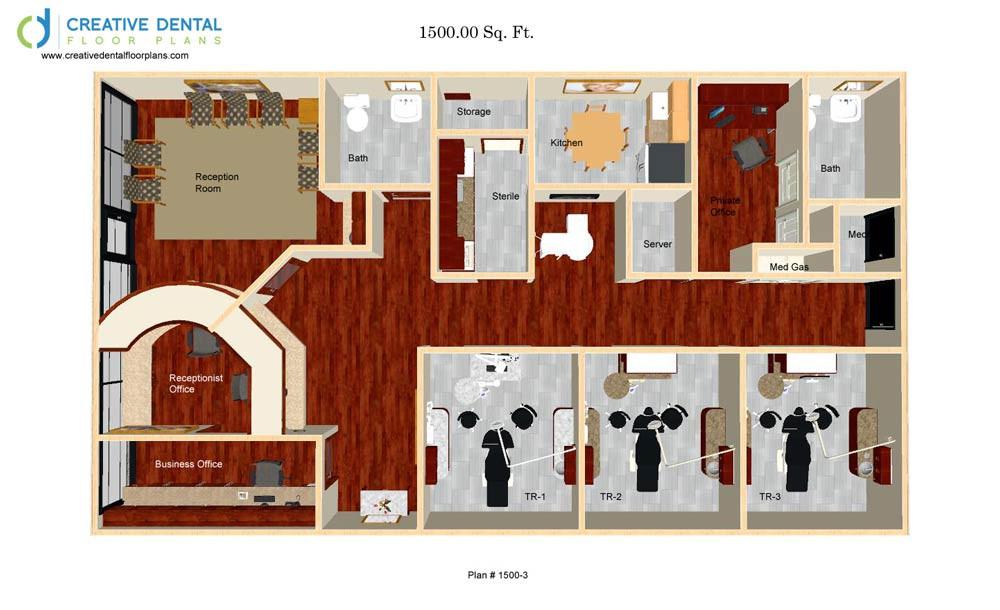 Superbe Creative Dental Floor Plans