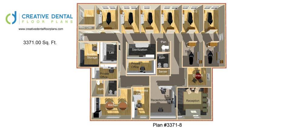 dental office floor plan. Gallery-item Dental Office Floor Plan P