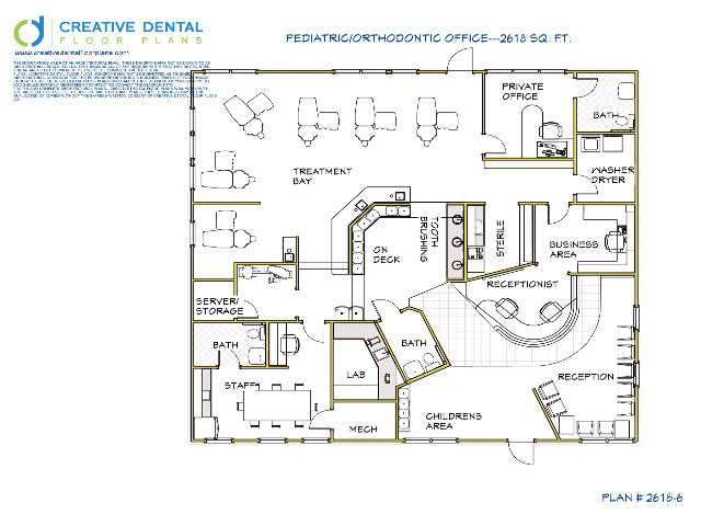dental office design pediatric floor plans pediatric. 3-d Dental Office Design-Floor Plan-Pediatric Floor Plan-3663.00 Sq. Ft. Plan # 3663 Gallery-item Design Pediatric Plans